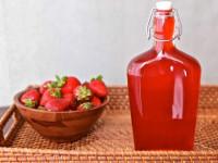 Настойка на клубнике: 5 лучшие рецептов в домашних условиях