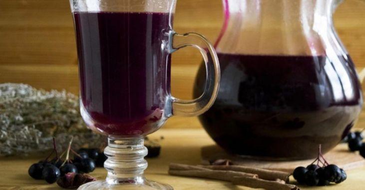 Сделать настойку из черноплодной рябины на водке