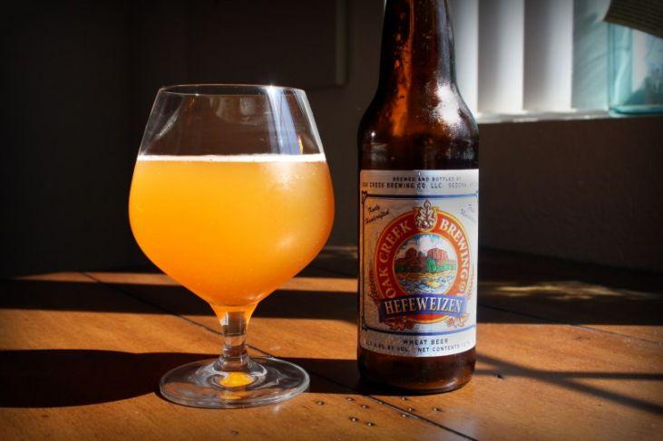 фото пшеничное пиво рай для