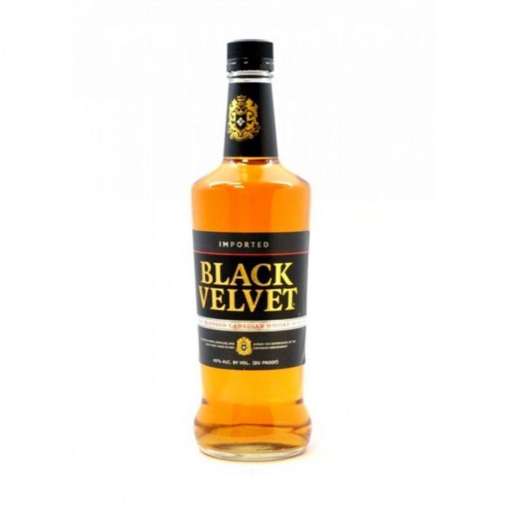 Канадский виски Black Velvet и его особенности