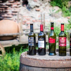 Топ-8 лучших производителей грузинских вин